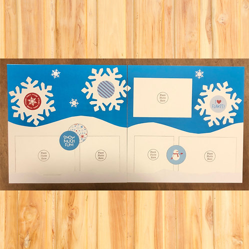Snow Much Fun Page Kit