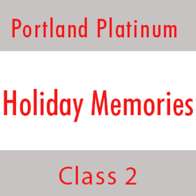 Holiday Memories-Portland