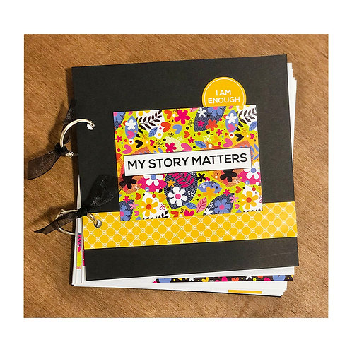 My Story 6x6 Mini Book Kit