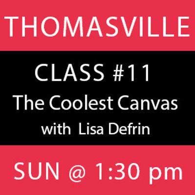 Class #11—Thomasville