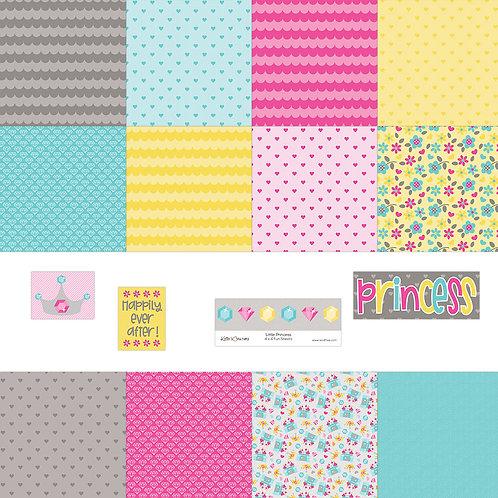 Little Princess 4x4 Fun Sheets