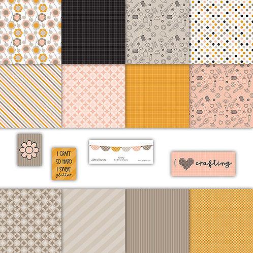 Crafty 4x4 Fun Sheets