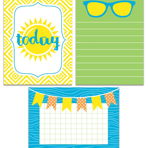 Today- Journal It Fast Cards