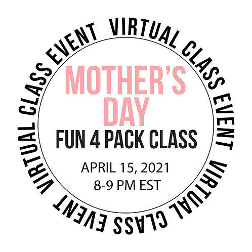 Mother's Day 4 Pack Class Box