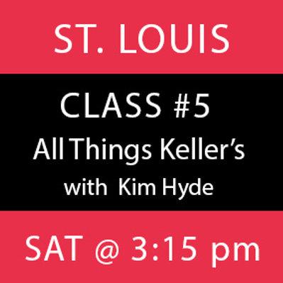 Class #5 - St. Louis