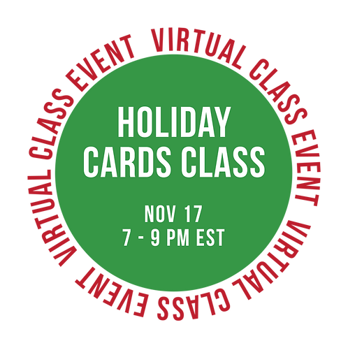 Holiday Cards Class Box