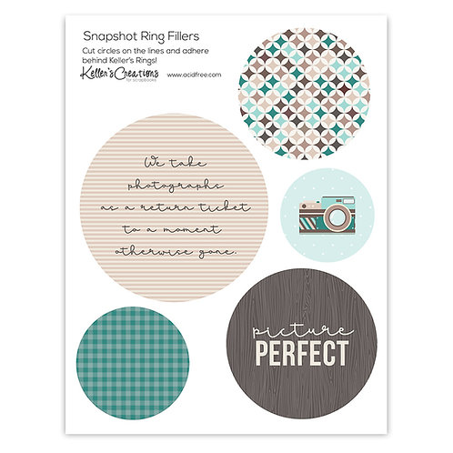 Snapshots Ring Fillers