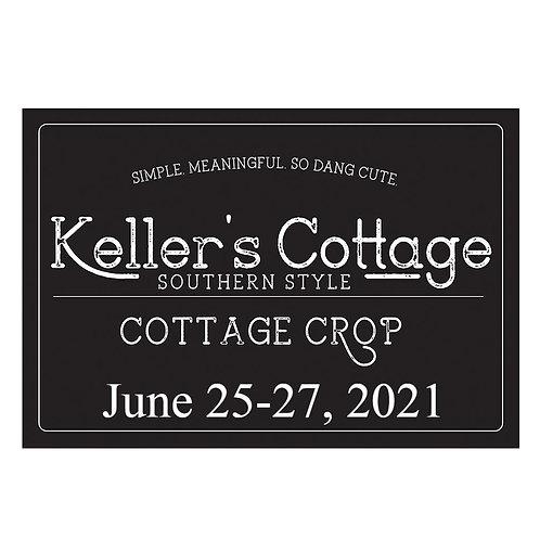 Keller's Cottage Crop-Platinum-June 2021