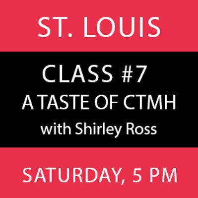 Class #7: St. Louis