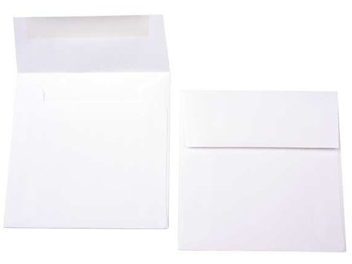 Square Envelopes-Pack of 5