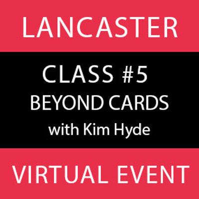 Class #5-Lancaster Virtual