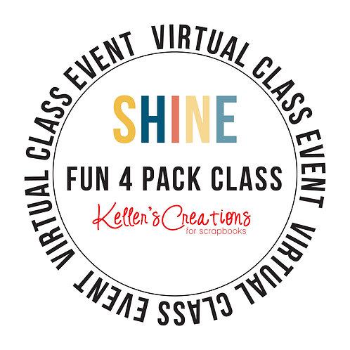Shine Fun 4 Pack Class Box