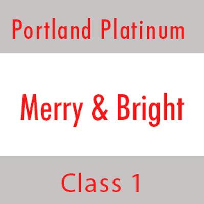 Merry & Bright Class-Portland