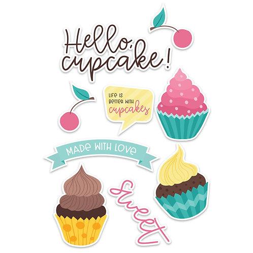 Cupcakes Die Cuts