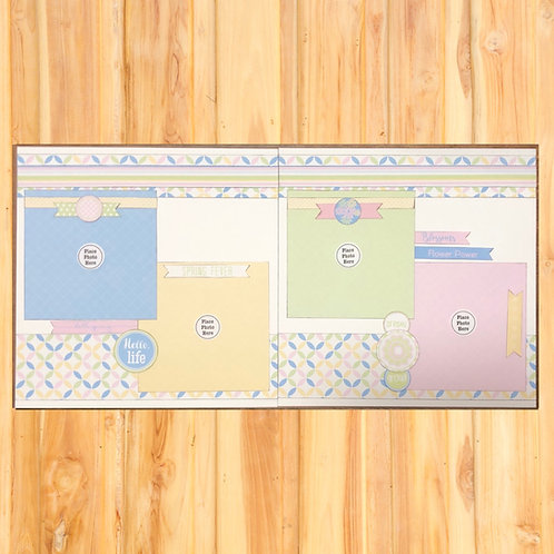 Hello, Spring Page Kit