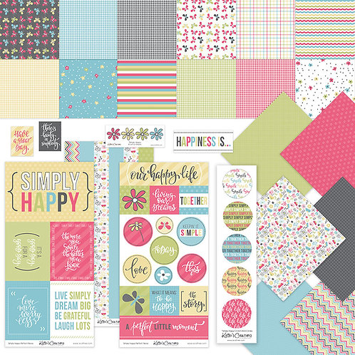 Simply Happy Scrap Bundle
