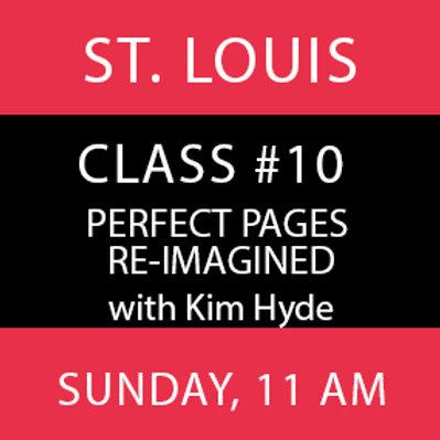 Class #10: St. Louis