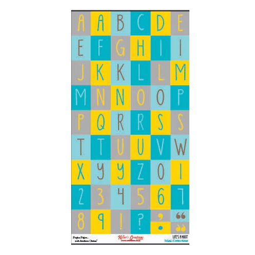 Life's a Hoot Alphabet