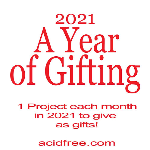 2021: A Year of Gifting-1 Month