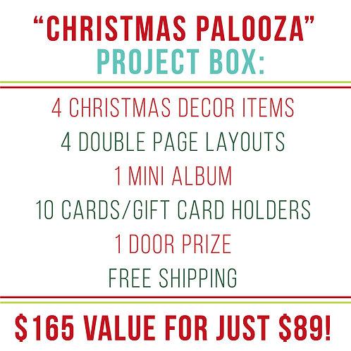 Virtual Christmas Palooza Class Box
