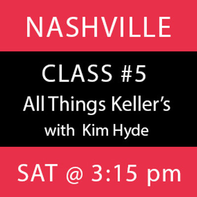 Class #5 - Nashville