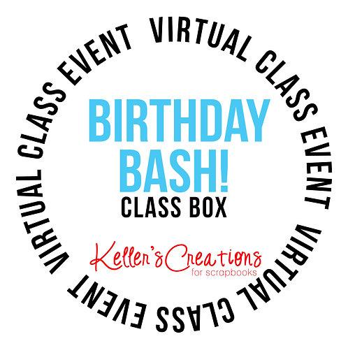 Birthday Bash Class Box