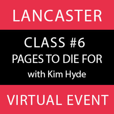 Class #6-Lancaster Virtual