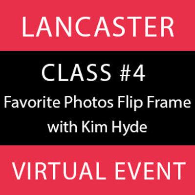 Class #4-Lancaster Virtual