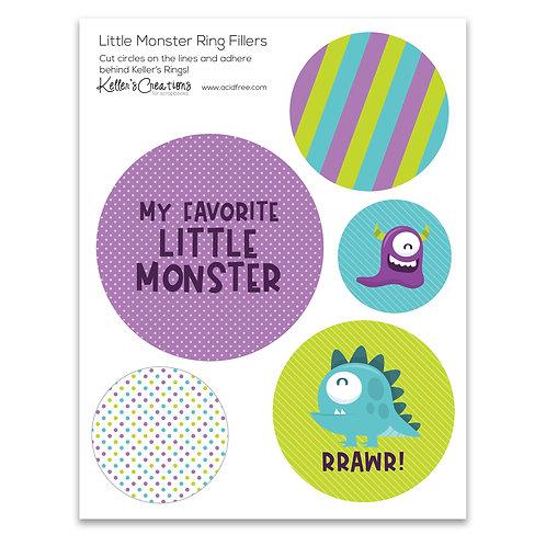 Little Monster Ring Fillers