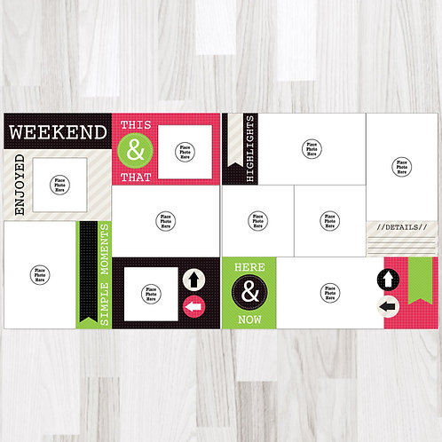 Weekend-Perfect Pages