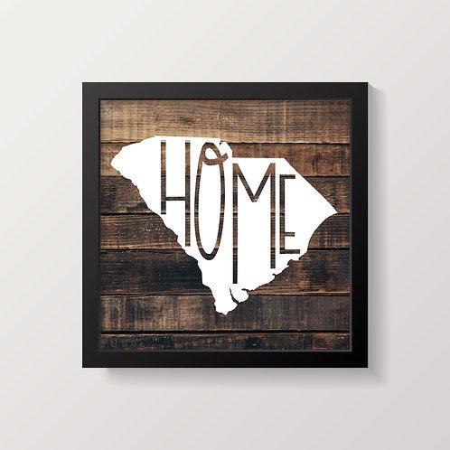 Home-SC Wood Print