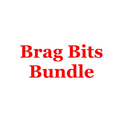Brag Bits Bundle
