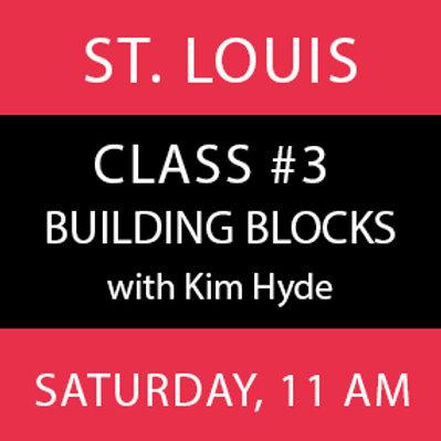 Class #3: St. Louis
