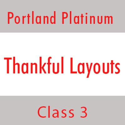 Thankful Layouts-Portland