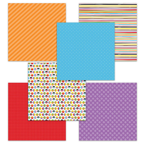 My Book of Colors (Story Tag) 6 x 6 Fun Sheets