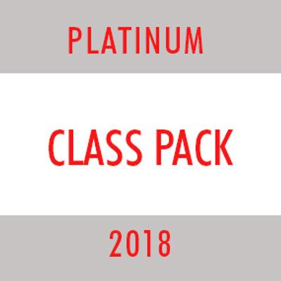 Platinum Event Class Pack (shipped)