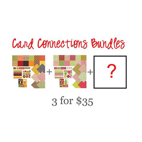 Card Connection 3/$35 Bundle