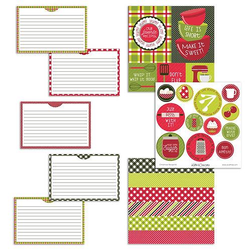 Christmas Recipe Kit