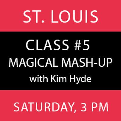 Class #5: St. Louis