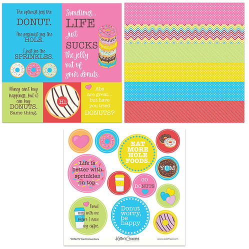 Donuts Card Connections