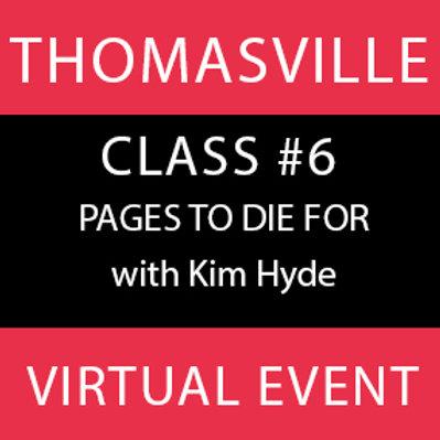 Class #6-Thomasville Virtual
