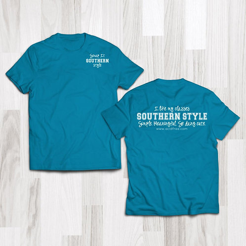 FREE T-shirt With Classes!