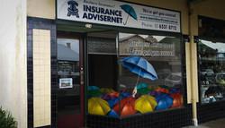Shop front signage