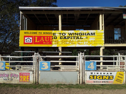Revamp Signage - Lauders Wingham
