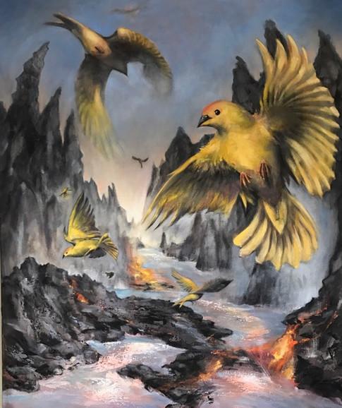 14. Hawaiian Birds