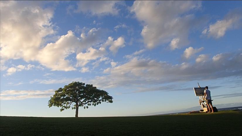 Plein Air Clouds