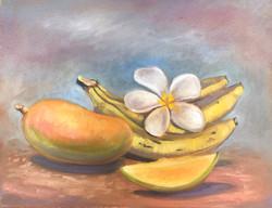 Mango and Bananas