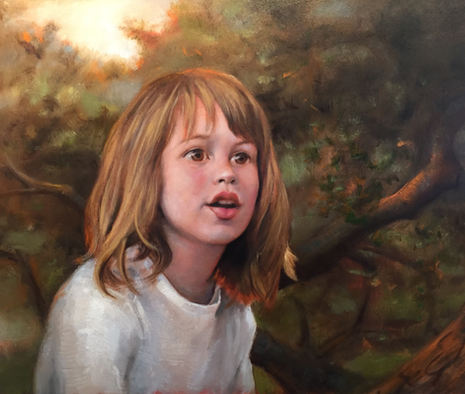 """18"""" x 24"""" Oil on canvas Sold"""