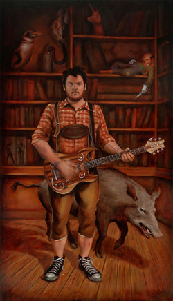 Isaac Brock And The Seven Deadly Sins