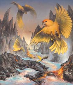Goldbird Variations (C)